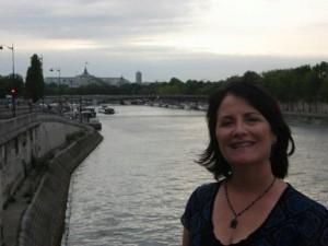 Tonya on River